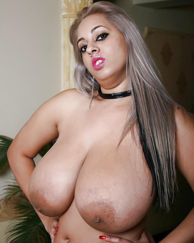 double dildo nude